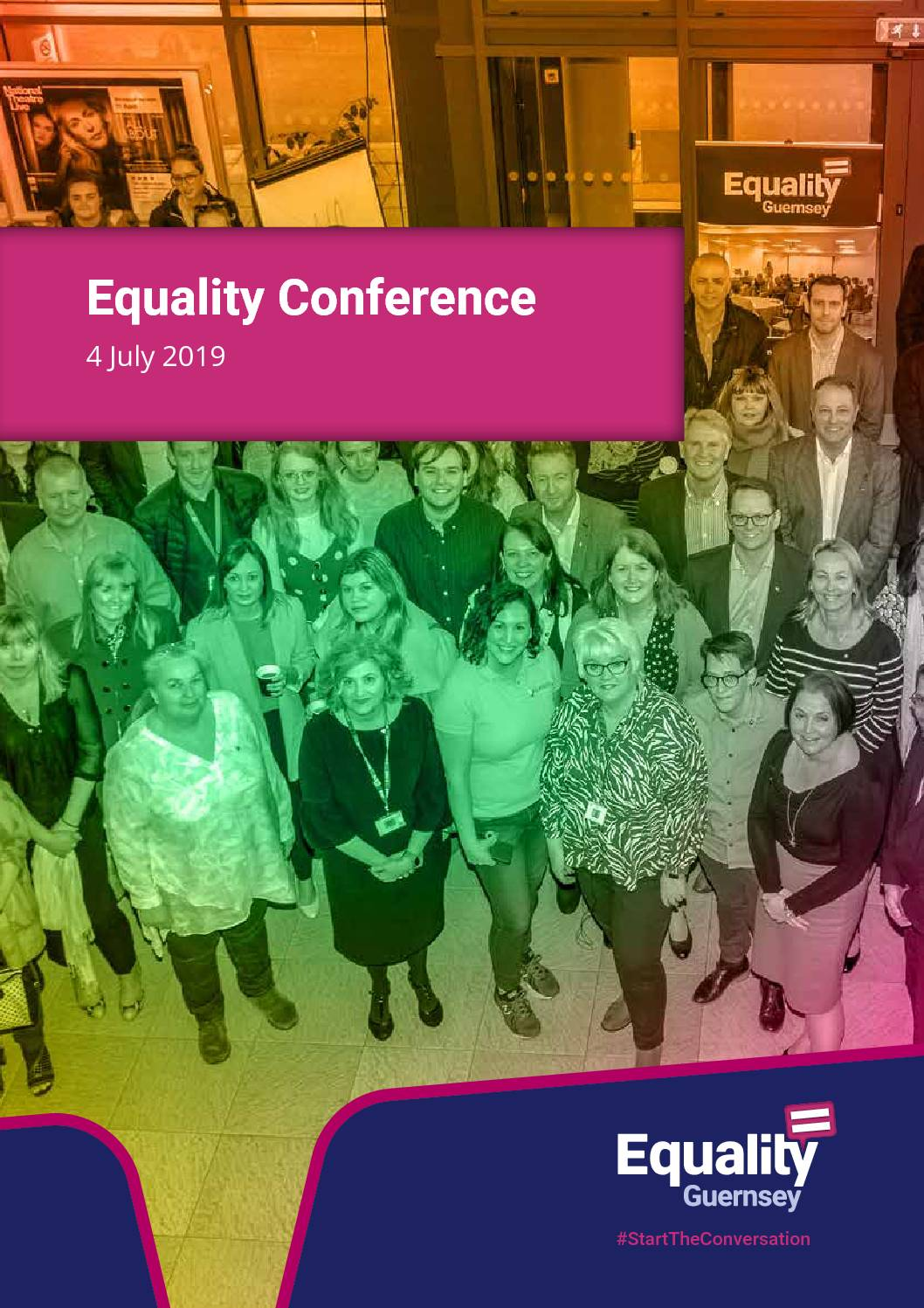 Equality Conference Resources - Equality Guernsey