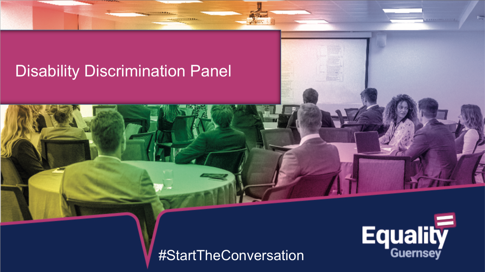 Disability Discrimination Panel slides